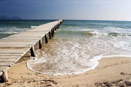 Platja del Muro - Strand Can Picafort