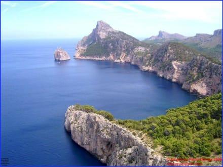 Wunderbarer Ausblick - Cap Formentor