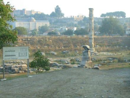 Artemis Tempel - Antikes Ephesus