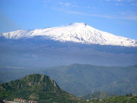 Der immer aktive Ätna - Vulkan Ätna