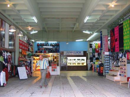 Shoppingcenter im club golden beach - Einkaufen & Shopping