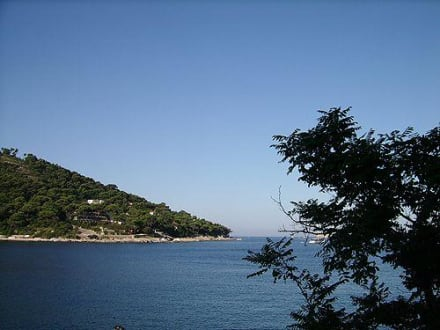 Beach/Coast/Harbor - Lokrum Island