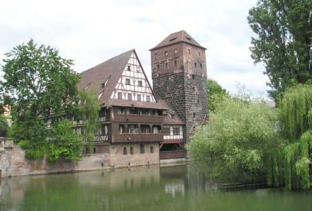Haus an der Pegnitz - Altstadt Nürnberg