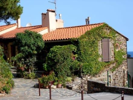 Colliouzre - Altstadt - Altstadt Collioure