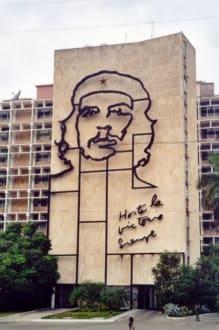 La Habana - Kubanisches Innenministerium