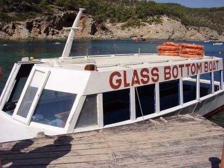 Das Boot - Glasbodenboot Tour San Miguel