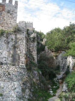 Burg von Alanya - Burg von Alanya  (Ic Kale)