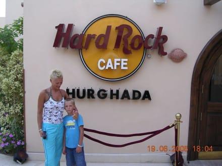 Mark und Mama - Hard Rock Cafe
