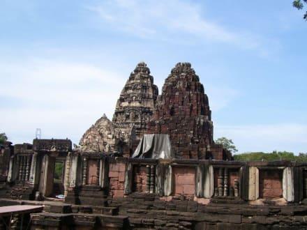 Der Khmertempel - Khmer Tempel