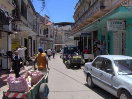 Altstadt von Mombasa - Altstadt Mombasa