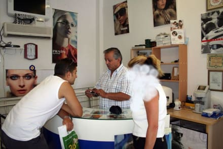 Ahmet - Brillenstudio Birge