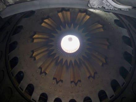 Grabeskirche - Grabeskirche Jesu