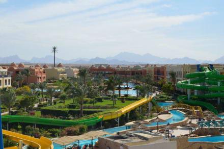Die ganze Anlage - Hotel Titanic Beach Spa & Aqua Park