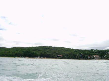 Auf dem Weg zur Insel - Paradies Insel