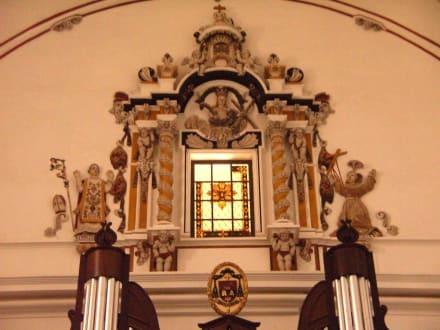 Motiv in der Kirche - Kathedrale Santa Maria