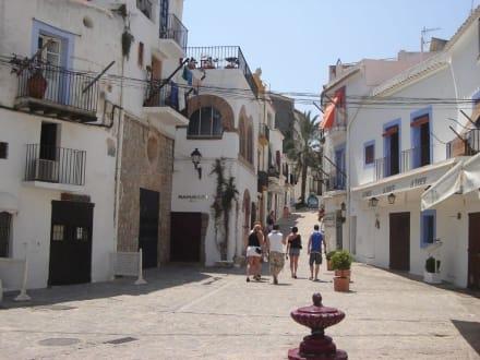 Gasse - Altstadt Dalt Vila Ibiza
