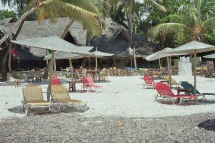 Yamaz Beach Bar - Yamaz Beach Bar (geschlossen)
