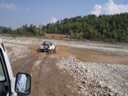 Jeepsafari - JoJo-Reisen
