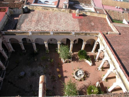 Ausflug - Palacio Cantero / Historisches Museum