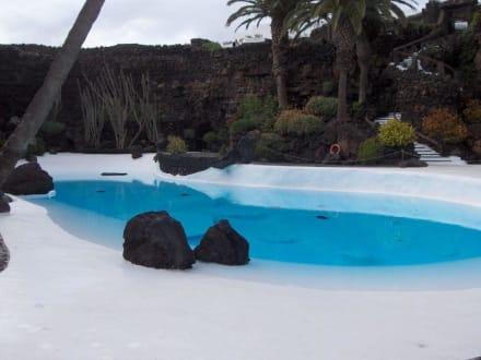 Pool - Jameos del Agua Cesar Manrique