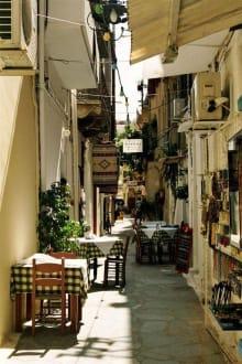 Romantische Gässchen - Altstadt Chania