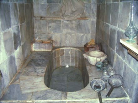 Badezimmer - Dar Essid Museum
