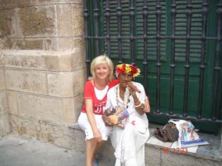 Sonstige Personen - Altstadt Havanna