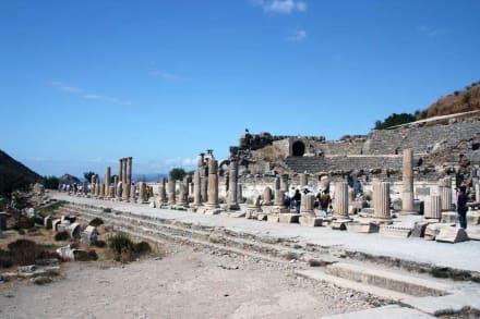 Ruinen von Ephesos - Antikes Ephesus