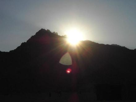 Sonnenuntergang - Jeep Safari Hurghada