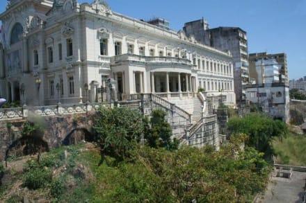 Unterwegs - Palácio Rio Branco