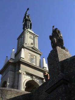Sant Salavador Klosteranlage - Puig de San Salvador