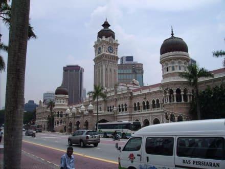 Sultan Abdul Samad Gebäude - Merdeka Square