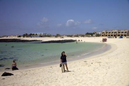 Strand von El Cotillo - Strand Cotillo