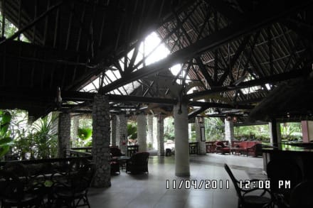 Eingangsbereich - Bamburi Beach Hotel