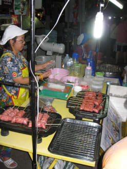 Market/Bazaar/Shopping center  - Krabi Night Market