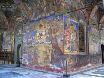Ikonenwand - Rilakloster