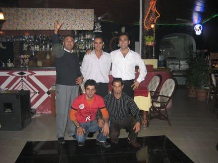 Das Arcadia Team! - Arcadia Bar