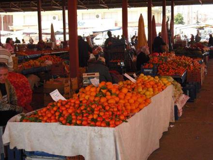 Gemüsemarkt - Markt