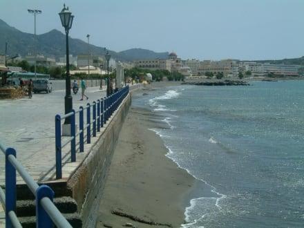 Hafen - Strand Ierapetra