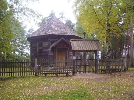 Kleine Kirche - Ethnographisches Freilichtmuseum