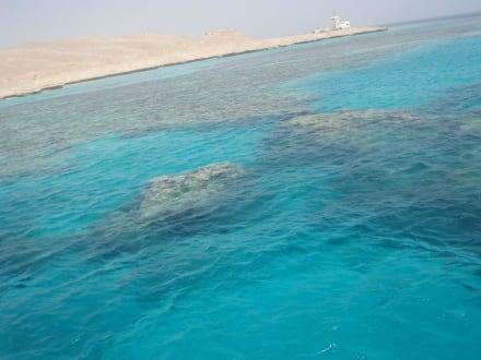 Schnorchelstelle - Schnorcheln Hurghada