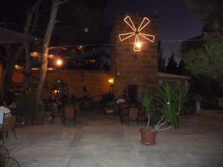 Die Alte Mühle am Abend - El Molino