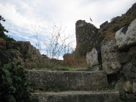 Historic sites (castle, palace, ruins, etc.) - Marie Monastery  Panhagia Spiliani