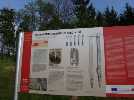 Wasserversorgung - Belginum