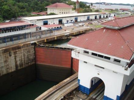 Passage Panamakanal - Panamakanal