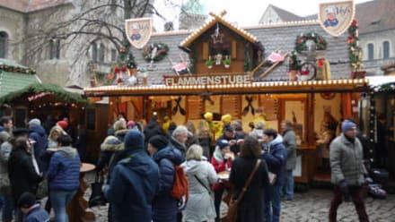 Weihnachtsmarkt Braunschweig.Weihnachtsmarkt Braunschweig Bild Weihnachtsmarkt Braunschweig In