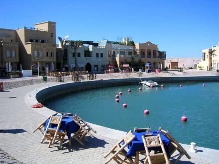 Abu Tig Marina - Hafen Abu Tig Marina
