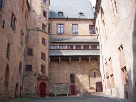 Landgrafenschloss - Landgrafenschloss Marburg