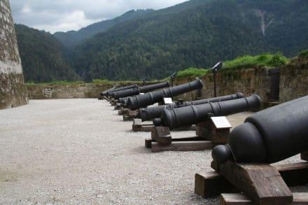 Kanonen - Burg Kufstein