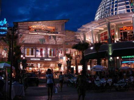 Shopping Center - Market Village